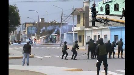 Chiclayo: violencia en Tumán al cumplirse 36 días de huelga de azucareros