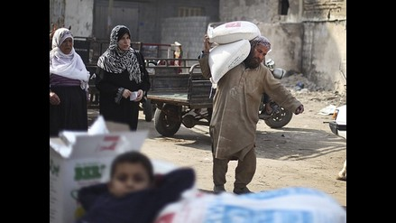 ONG: El 75% de los palestinos de Jerusalén viven bajo el umbral pobreza