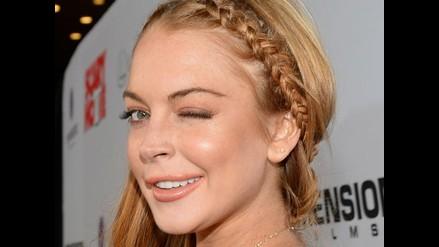 Lindsay Lohan no asistió a su primer día de servicio comunitario