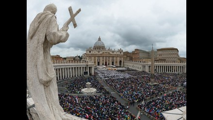 El Vaticano reconoce como Estado a Palestina