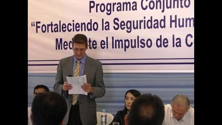 La Libertad: PNUD redirigiría fondos por desinterés de Gobierno Regional