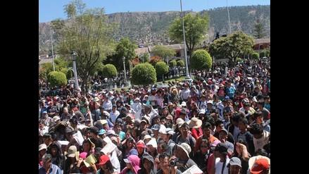 Ayacucho: alcalde es retenido por pobladores por problemas limítrofes