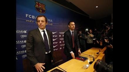 Caso Neymar: Bartomeu, Sandro Rosell y el Barcelona van a juicio