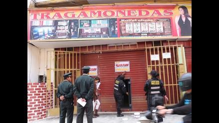 Huancayo: clausuraron bares y tragamonedas sin licencia municipal