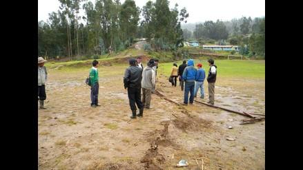 Áncash: descartan problemas de salud en pobladores de Socosbamba