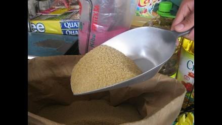 Lambayeque: amas de casa preocupadas ante incremento del azúcar