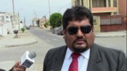 Chimbote: esperan que congresista Crisólogo también sea suspendido
