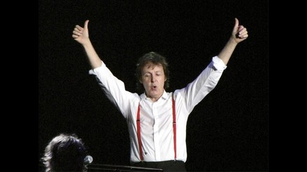 Paul McCartney:
