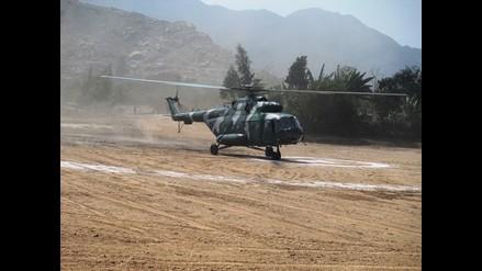 Caylloma: heridos en Majes son trasladados a la ciudad de Arequipa