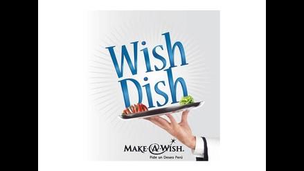 Wish Dish  y el plato del deseo