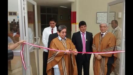 Cajamarca: ministro de Salud inauguró moderno centro perinatal
