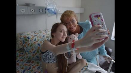 Chile: murió la niña que pidió la eutanasia a Michelle Bachelet