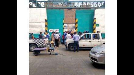 WhatsApp: cierran terminal de buses en el Centro de Lima