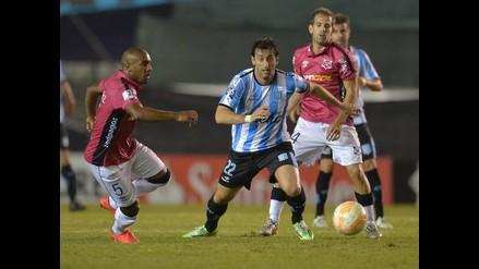 Copa Libertadores: Racing ya está entre los ocho mejores del continente