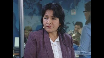 Exalcaldesa de Tocache: Se ha hecho justicia con sentencia a Pastor