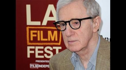 Woody Allen: 'Hago películas para distraerme'