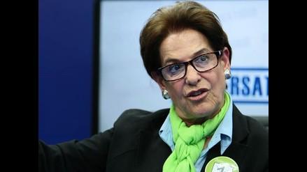 Denuncian que la DINI espió a Susana Villarán durante el gobierno aprista