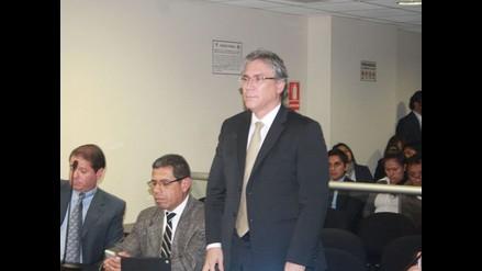 Poder Judicial ratifica cuatro años de prisión para Aurelio Pastor