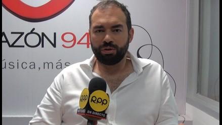 Santiago Cruz:
