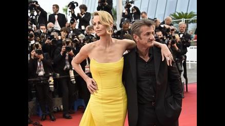 Cannes: Charlize Theron, la sensual amazona del Festival