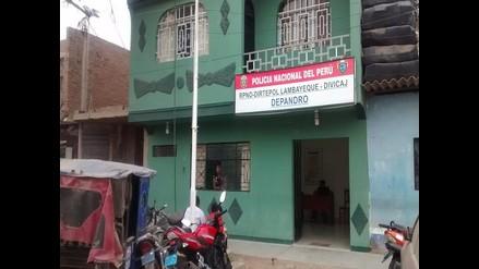Chiclayo: detenidos en caso Torres son llevados a la Depandro