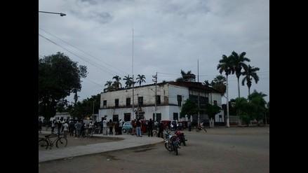 Chiclayo: calma momentánea en el distrito Tumán por duelo
