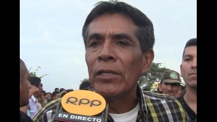 Lambayeque: dirigente de Tumán teme por su vida tras conflicto azucarero