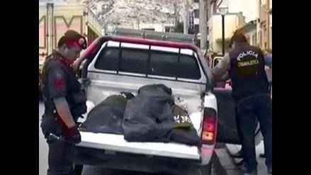 La Oroya: policía encuentra cuerpos de empresarios secuestrados