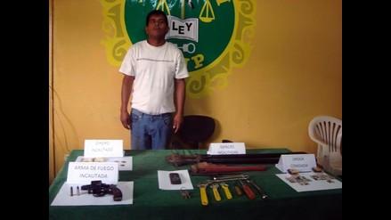 Chincha: capturan a integrante de banda de asaltantes de transportistas