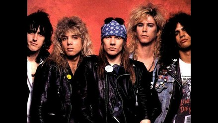 ¿Guns N' Roses plagió Sweet Child O' Mine de una banda australiana?