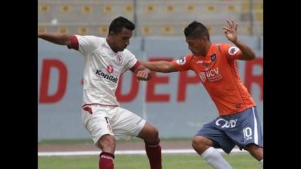César Vallejo igualó 2-2 con León de Huánuco por el Torneo Apertura