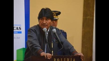 Morales confía resolver consecuencias de la