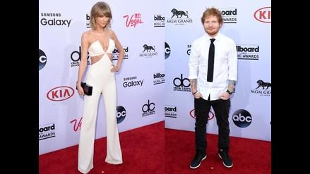 Billboard 2015: Artistas famosos pasaron por la alfombra roja