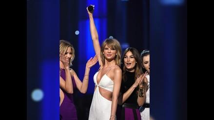 Billboard 2015: Taylor Swift tiene el mejor álbum