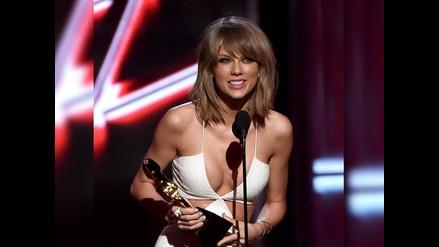 Billboard 2015: Taylor Swift es la 'Mejor Artista Femenina'
