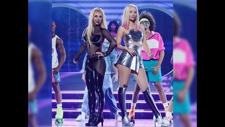 Billboard 2015: ¿Britney Spears e Iggy Azalea usaron magia en show?