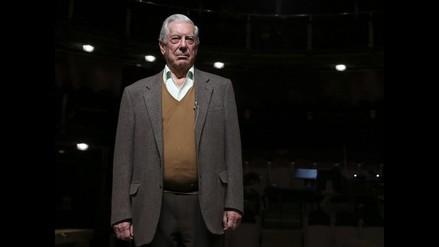 Vargas Llosa espera terminar su novela antes de sus 80 años