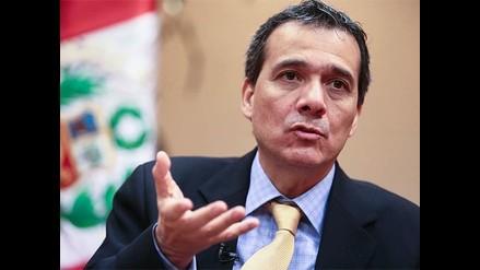 Ministro Segura: En abril el país crecerá más que en marzo