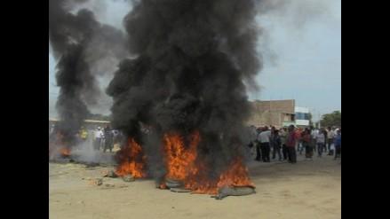 Chiclayo: niegan que terroristas estén detras de protestas en Tumán