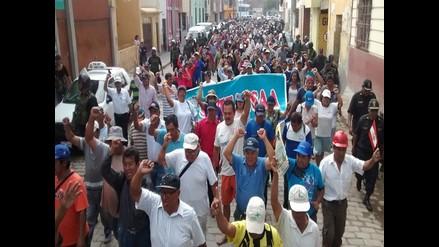 Lambayeque: azucareros realizarán sexta marcha por defensa de sus derechos