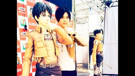YouTube: US$ 14 mil por estatuas de Attack on Titan en Japón