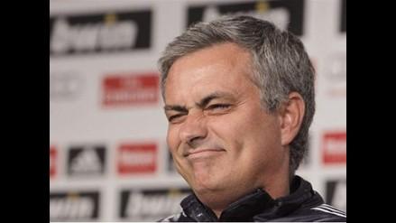 José Mourinho rechaza volver a dirigir a Real Madrid,según medio inglés