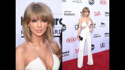 Billboard 2015: Taylor Swift y su infartante escote