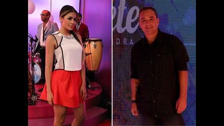Roberto Martínez y Milett Figueroa revelaron detalles de su intimidad