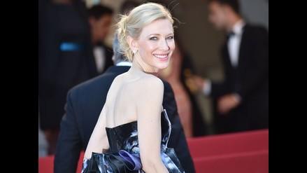 Cate Blanchett aclaró no haber tenido relaciones sexuales con mujeres