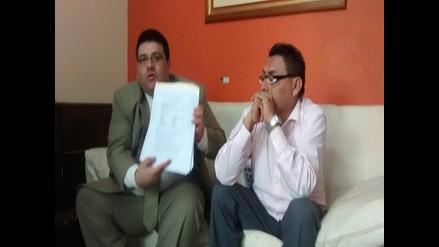Piura: defensa de Paul Olórtiga presenta acción de Tutela