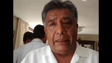 Lambayeque: alcalde de Chiclayo pide garantías tras agresión