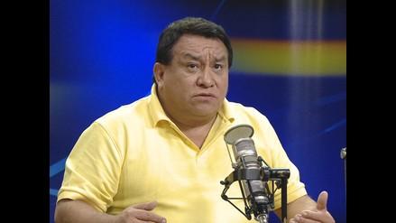 Luna no renunciará a la Presidencia de Acusaciones Constitucionales