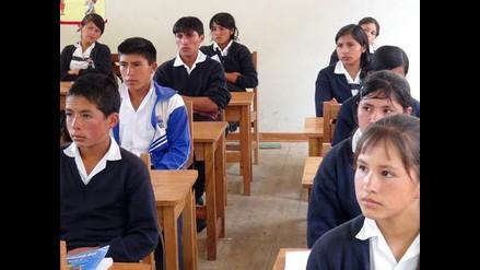 Tía María: escolares refugiados del Valle de Tambo reiniciarán labores