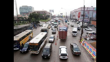 Piden mejor señalización antes del cierre de la Carretera Central